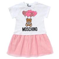 모스키노 곰돌이 핑크 드레스 8Y