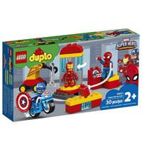 Super Heroes Lab