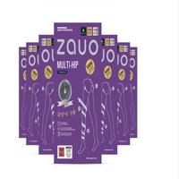 ZAUO 레깅스 500D 블랙