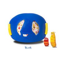 Larva 어린이 마스크 블루