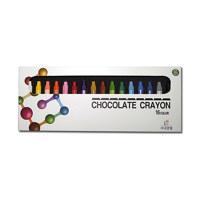 [고은빛] 초콜릿 크레파스 16색