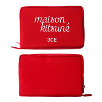 M/K POUCH #RED