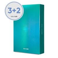 라라랩 포어석션 타이트닝 마스크-5매입 3+2