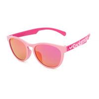 KD5002-C07 소다몬키즈 핑크패턴 핑크미러렌즈