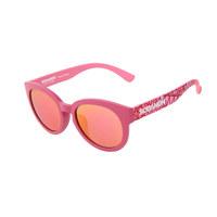 LK7502-C5 소다몬주니어 핑크패턴 로즈골드미러렌즈 청소년용