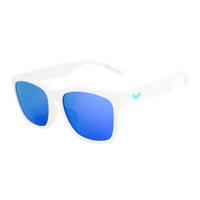 AT3001-C2 화이트 블루미러렌즈 선글라스