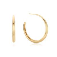 Antique Hoop Earring(18FW Ver)_Gold