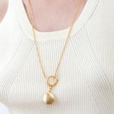 Loket Long Necklace