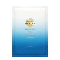 미스터 플랜 아쿠아 마스크 10P 1+1