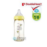 SofTouch 모유실감 젖병 240ml (M사이즈, 꿀벌)