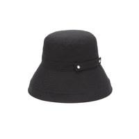 국민 모자 프로젝트 롤업 버킷햇 블랙