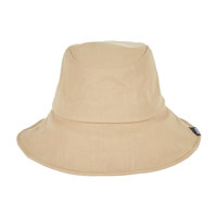 [바잘 벙거지 모자] 와이어 브림 버킷햇 베이지