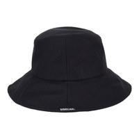 [바잘 벙거지 모자] 와이어 브림 버킷햇 블랙