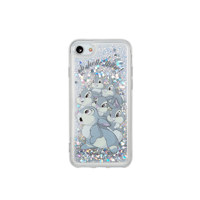 Thumper and rabbits Glitter Case_iPhone X