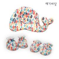 수애기 베개 세트(몽돌)