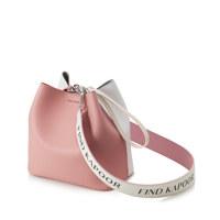 핑고백 20 베이직 레터링 라인 세트 - 핑크 콤비