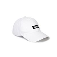 Sebs. COTTON_WHITE BALL CAP