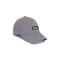 Sebs. COTTON_GRAY BALL CAP