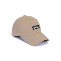 Sebs. COTTON_BEIGE BALL CAP