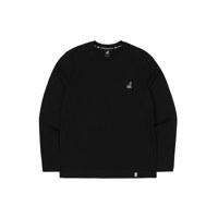 클럽 롱슬리브스 티셔츠 3505 블랙 M