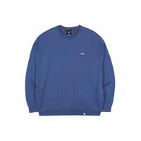 클럽 오버사이즈 스웻셔츠 1613 블루 M