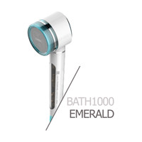 BATH1000-에메랄드 (해외 여행시 사용가능-샤워기 공통규격)