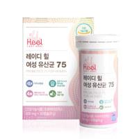 레이디 힐 여성유산균 75 식이섬유 프로바이오틱스 30캡슐