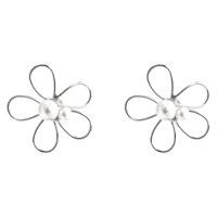 PEARL FLOWER EARRINGS_ANNA-1909-008-SL
