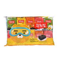 카카오프랜즈 광천 재래김 20단
