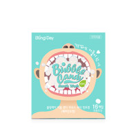 Bling:day 버블워시 마우스 캔디 (16정)