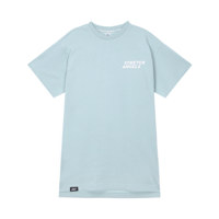 Long Minnie Mouse Half T-shirt (Mint)