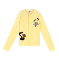 [SS20 Stereo & Jerry] Roundneck Cardigan