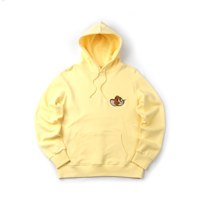 [SS20 Stereo & Jerry] Boucle Face Hoodie