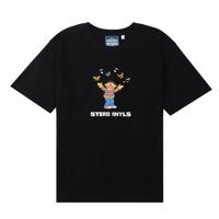 [SM20 SV X Sesame Street] Print Mix T-shirts