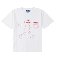 [SM20 SV X Sesame Street] Embroidered T-shirts