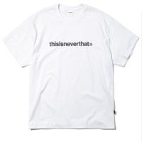 T-Logo Tee White_WH
