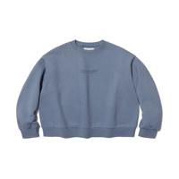 ORIGINAL SMALL LOGO CREWNECK JS [PASTEL BLUE]