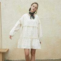 Ashly lacy dress_S