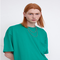 MEN`S OVERSIZED POCKET T-SHIRTS