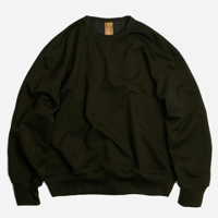 OG HEAVYWEIGHT SWEATSHIRT _ DARK OLIVE