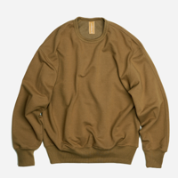 OG HEAVYWEIGHT SWEATSHIRT _ CAMEL