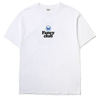 FANCY CLUB TEE WHT (NK19S028H)