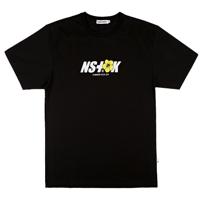 [NK] HIBISCUS NSTK TEE (BLACK)