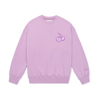 TONE ON TONE MIDDLE CHERRY SWEATSHIRT JS LV