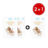 퓨어니스 마스크 화이트 2+1 28ml*30매