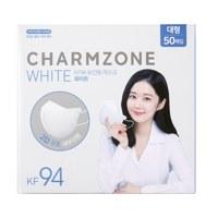 참존 보건용 마스크 (KF94) (성인용/화이트) 50매입