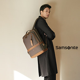 HOUSE OF SAMSONITE
