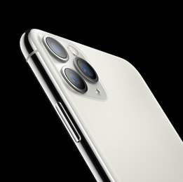 Pro라는 이름의 최초의 iPhone