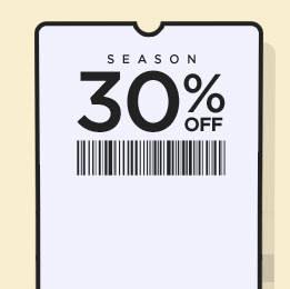 스와로브스키 시즌오프 30% 세일