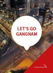 Let's go Gangnam